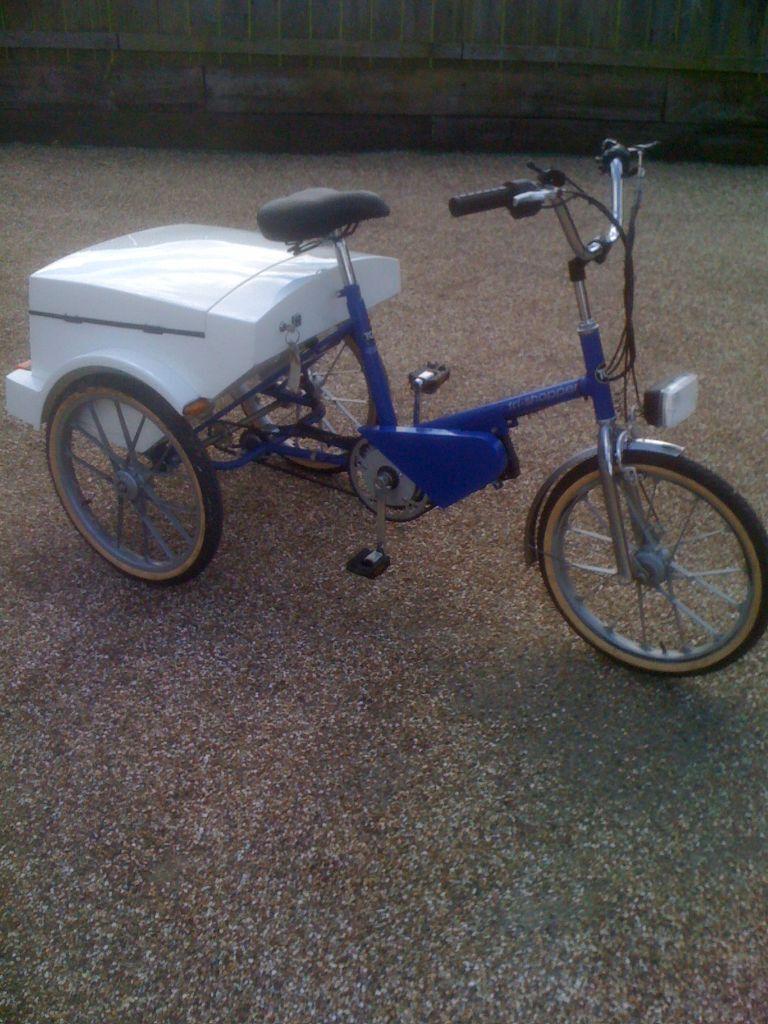Electric Shopper Bike 3 Speed Tga Tri Shopper Electric