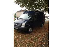 Ford transit 350 125 ps 2012 euro 5