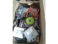 CD singles and albums 100+