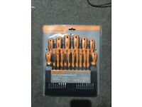 CraftRight 36 PCE CR-V Screwdriver & bit set