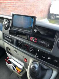 2008 Vauxhall Movano 3500 CDTI 120 LWB