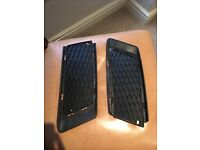 BMW front lower bumper grills - Pair!