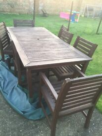 Pepe Garden Furniture Pepe garden furniture in ipswich suffolk gumtree garden table and chairs workwithnaturefo