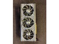 Palit GeForce RTX 3080 GameRock 10GB GPU
