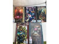 Marvel Ultimate Extinction comics 2006