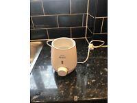 Phillips Avent milk warmer/cooler