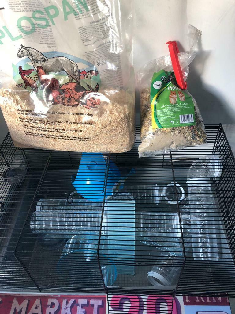 Hamster cage | in Hinckley, Leicestershire | Gumtree