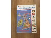 Puzzle of UK