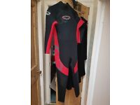 Kids wet suit