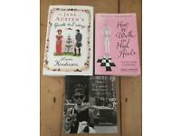 Fun books for women and young girls