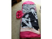 High Shool Musical sleeping bag - as new