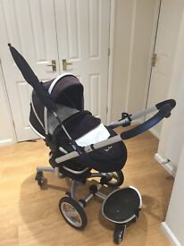 Silver Cross Surf 2 Pram used but in very good condition £120
