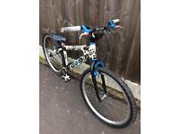 Dgg trials bike onza