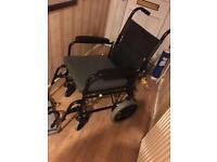 Lomas wheelchair