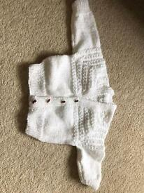 Knitted jumper 3months onwards