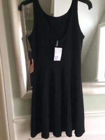 Ladies black dress