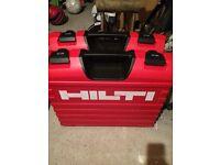 2 hilti gx120's brand new never used