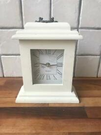 Lovely Wooden Small Mantle Clock