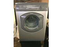 Hotpoint TVHM80 8kg Vented Tumble Dryer in Silver #3407