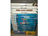 Wii u with loads of games and extras