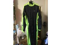 RST waterproof all in one over-suit.
