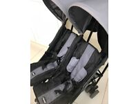 Apollo Obaby Double Buggy/ Stroller