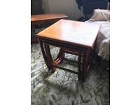 Coffee Tables set of 3 Solid Wood