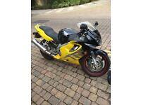Honda cbr 600f in Black / yellow