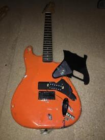 Old guitars/parts/necks