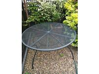 Garden Outdoor Table