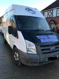 Ford transit 2.4 RWD 115 350 MWB high roof