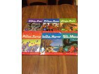 Set of 6 choose your destiny adventure books