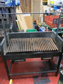 Iron Charcoal grill
