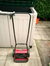 Einhill manual mower