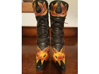 New Rock ladies boots as new