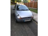 Ford ka 2003 53 plate LOW MILEAGE 62000 miles