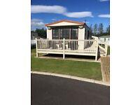 Static Caravan Holiday Home for sale in picturesque Witton Castle Country Park