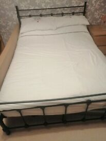 Double bed mattress and frame - Free