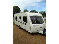 Swift Challenger 570 Caravan
