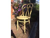 Victorian bentwood chairs for sale. Set of 5