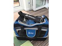 Aero comfitpro bowls bag and waterproof cover