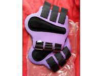 Royston Brushing Boots Cob Size Brushing Boots. Brand new in bag.
