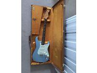 Fender Stratocaster USA 62 reissue