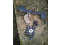 mountfield lawnmower parts