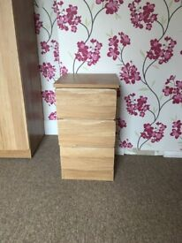 Bedroom furniture wardrobe and draws