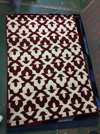 rugs various colours