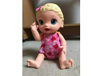 Baby Alive Super Snacks Snacking Lily doll