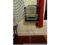 Brand New Bird Cage With Stand