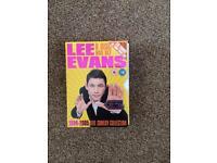 Lee Evans box set