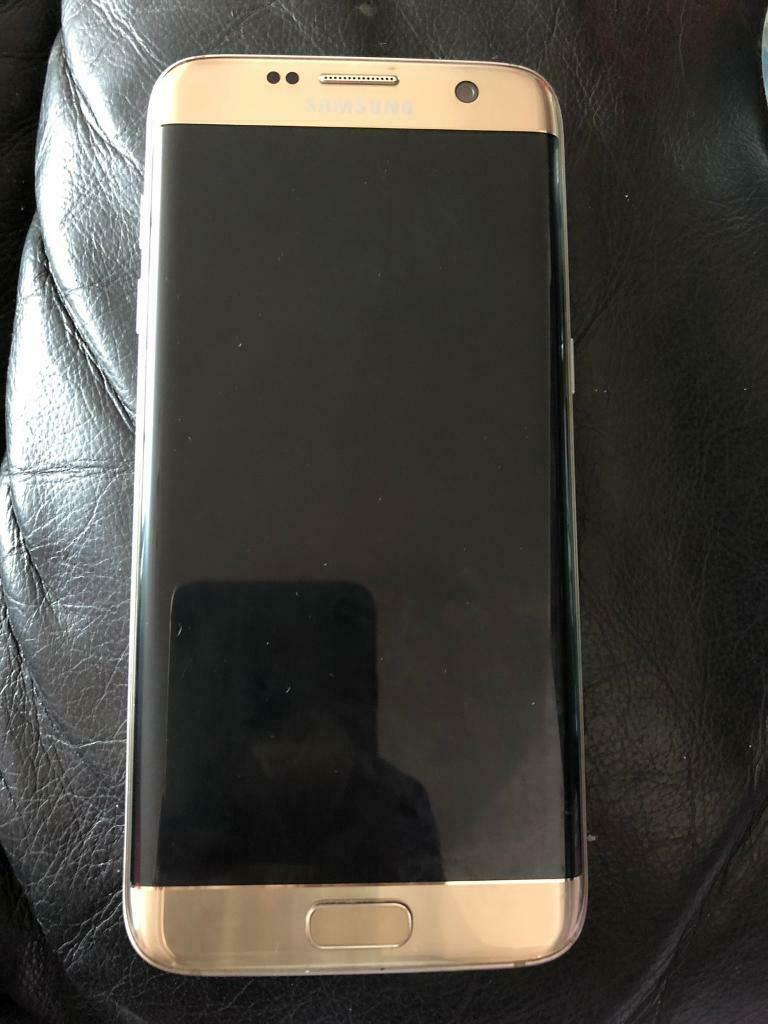 Samsung Galaxy S7 Edge, Gold, 32gb | in Arbroath, Angus | Gumtree